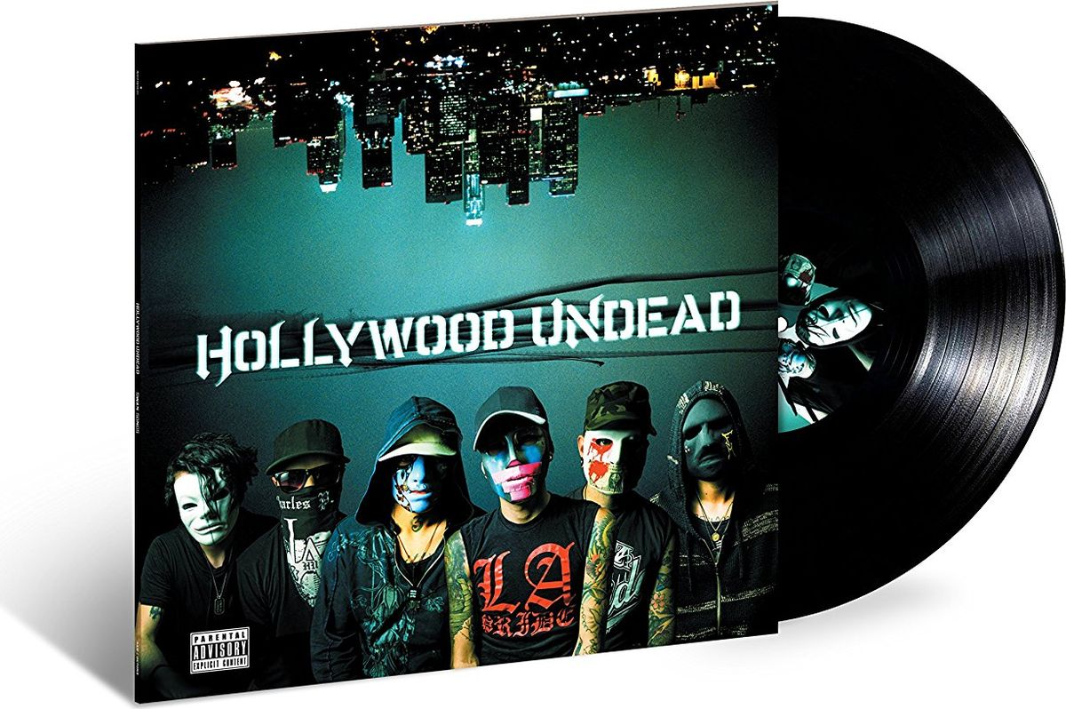 Hollywood Undead Hollywood Undead. Swan Songs (2 LP) hollywood vampires hollywood vampires hollywood vampires 2 lp