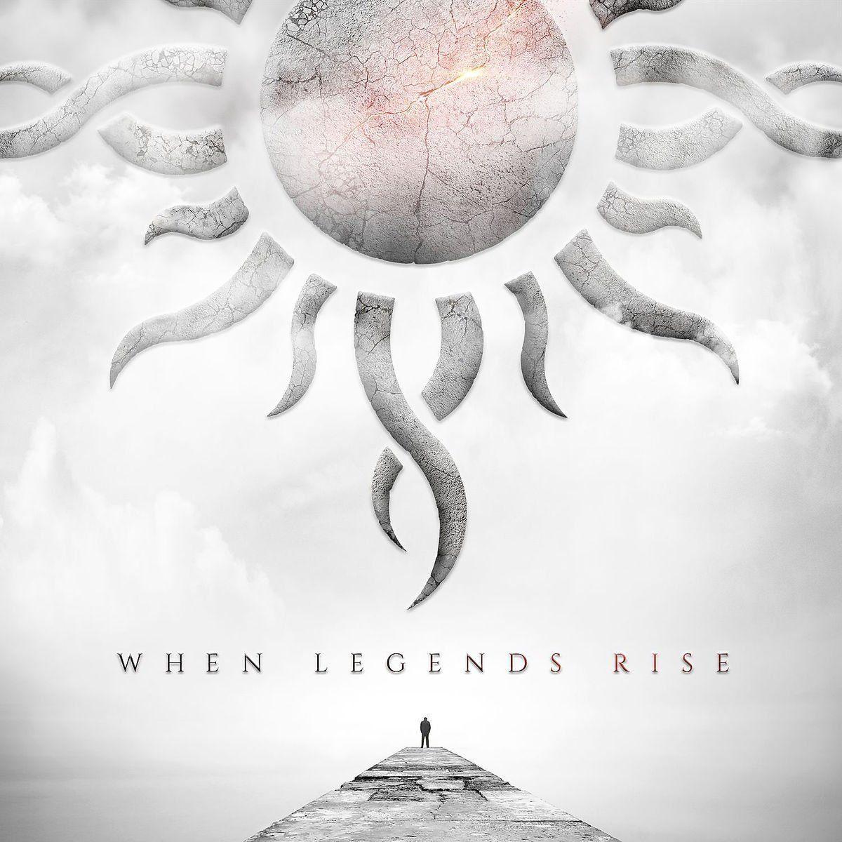 Godsmack. When Legends Rise (LP)