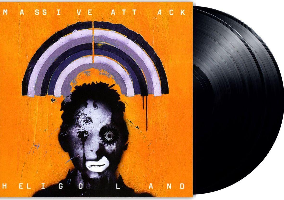 Zakazat.ru: Massive Attack. Heligoland (2 LP)