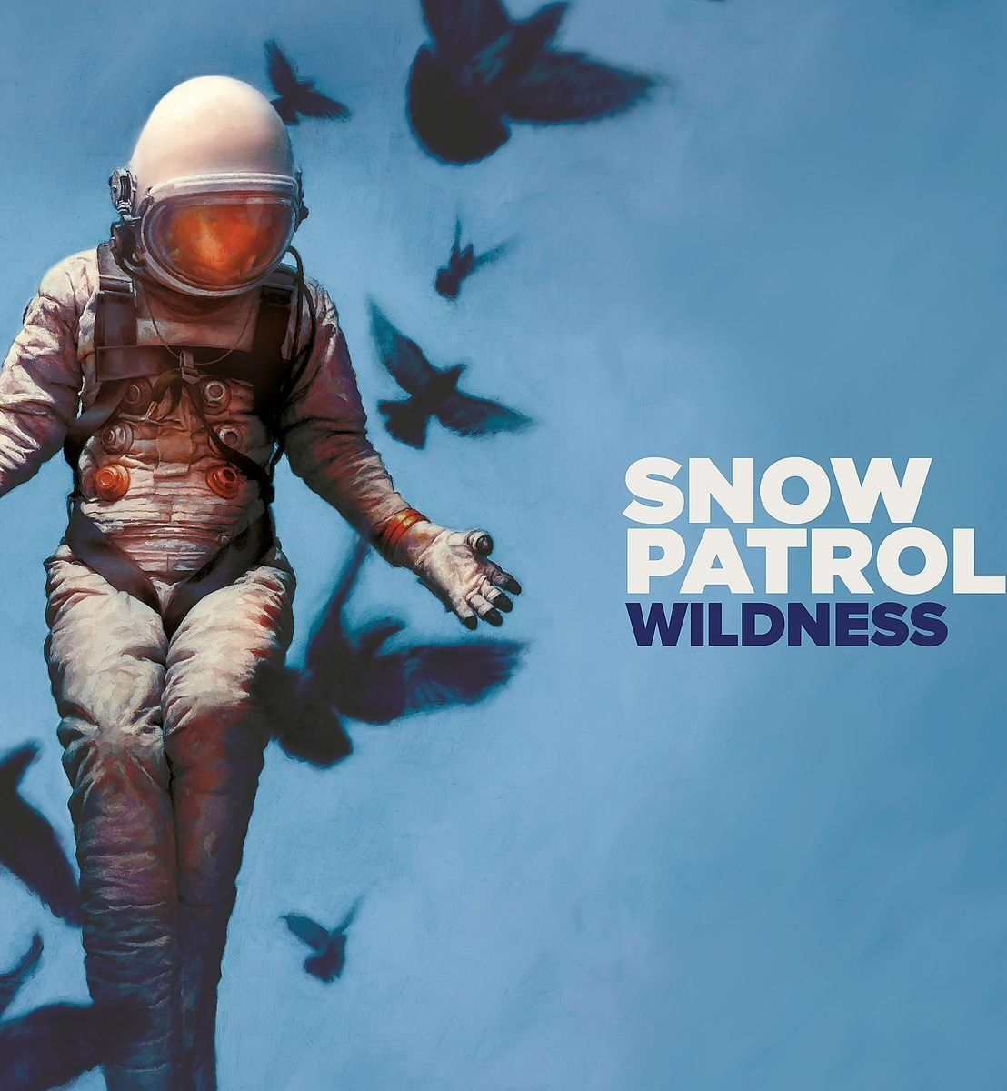 Snow Patrol Snow Patrol. Wildness (LP) snow patrol amsterdam