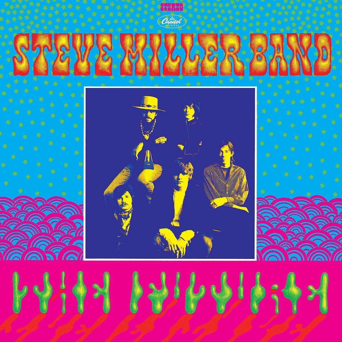 The Steve Miller Band Steve Miller Band. Children Of The Future (LP) the band the band islands