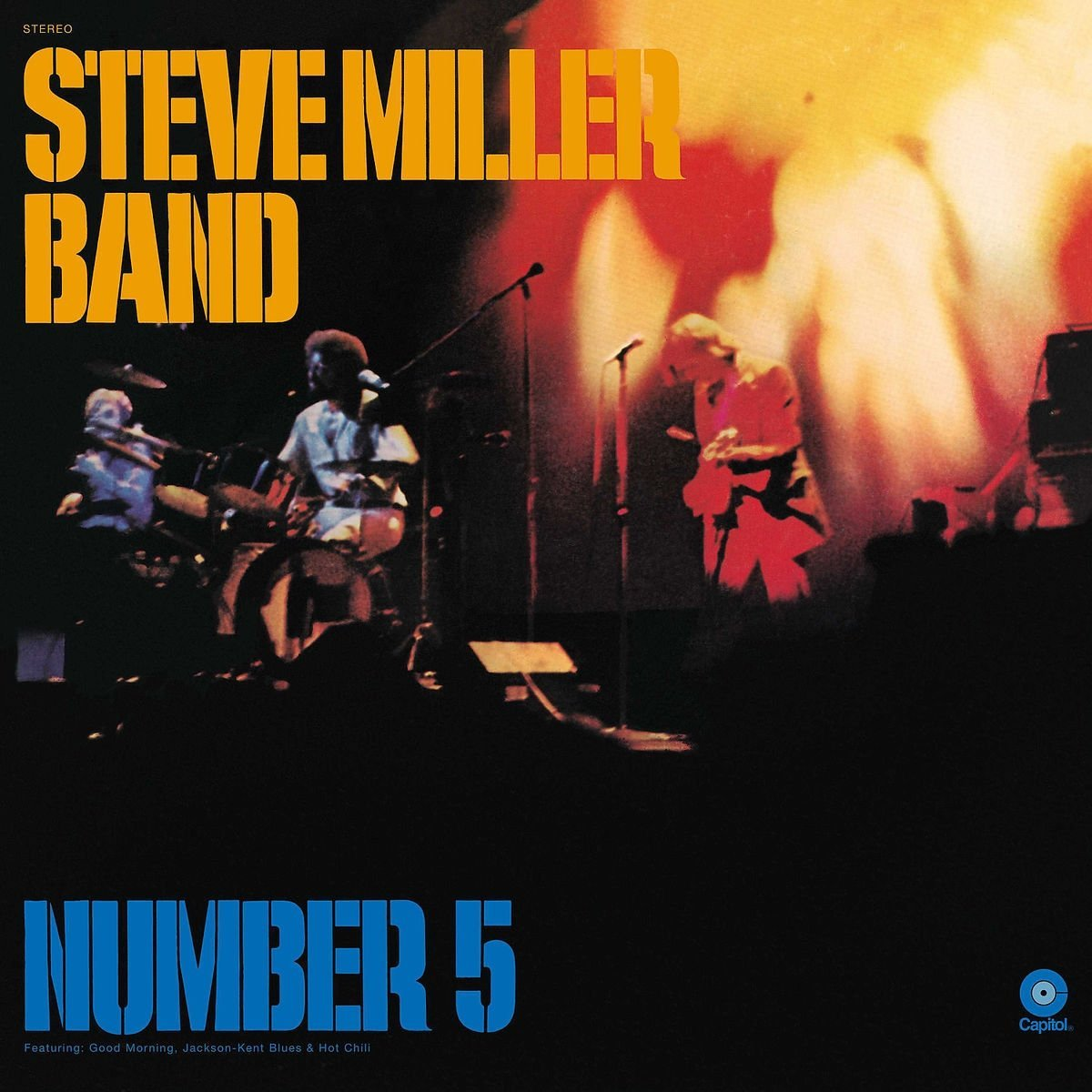 The Steve Miller Band Steve Miller Band. Number 5 (LP)