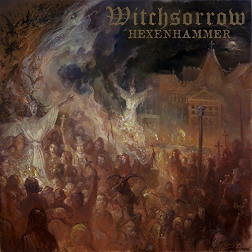 Witchsorrow. Hexenhammer (LP)