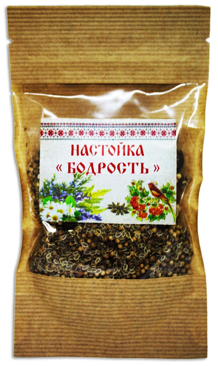 """Травы для приготовления настоек """"Бодрость"""", 50 г"""