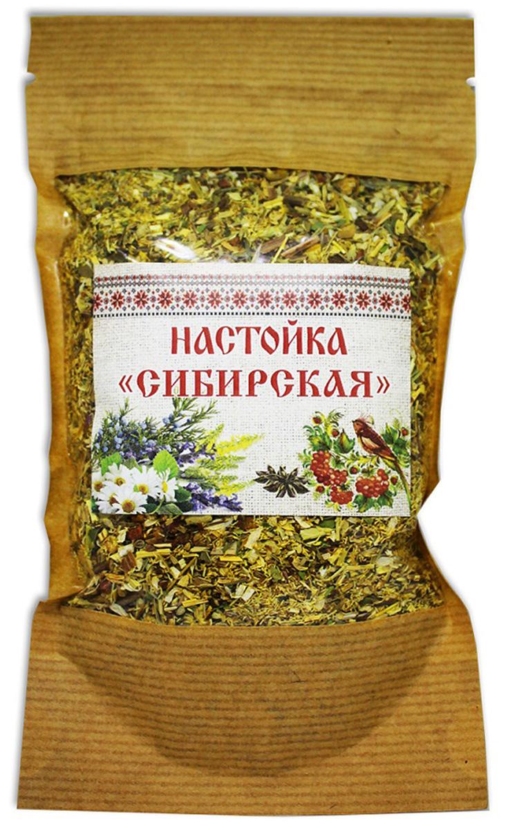 Травы для приготовления настоек Сибирская, 50 г полынь настойка 25мл
