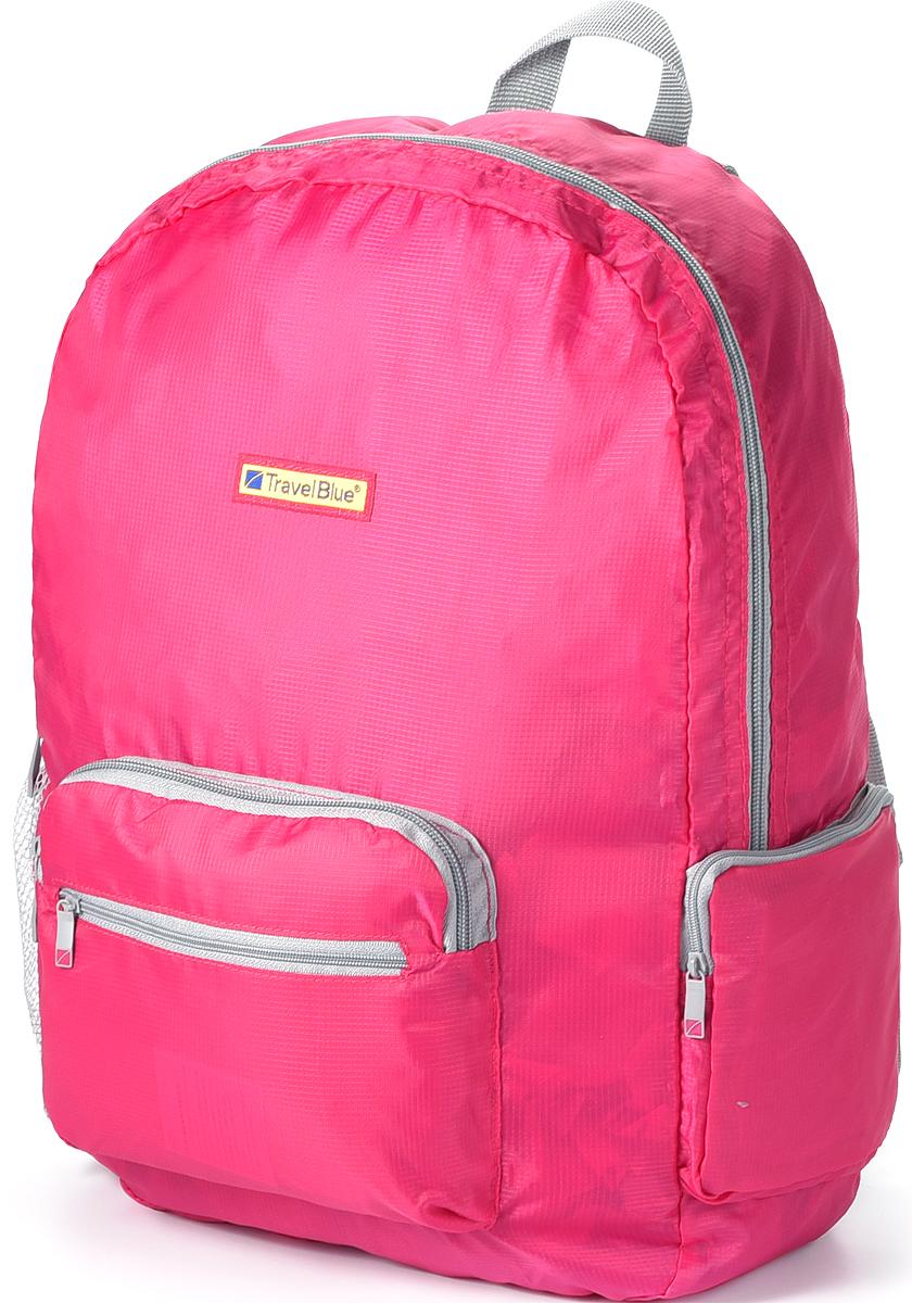 Рюкзак туристический Travel Blue Folding Ruck Sack, цвет: розовый, 20 л рюкзак girl backpack mochila infantil mochila 2015 fashion travel bags