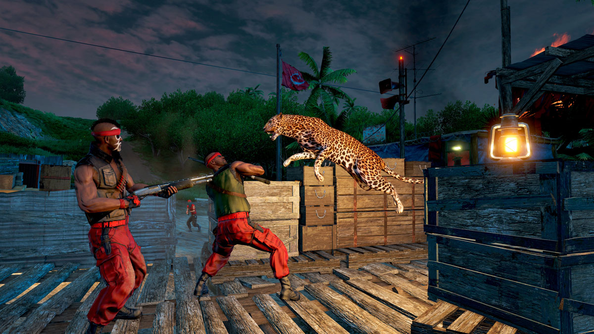 Far Cry 3.  Classic Edition (PS4) Ubisoft Entertainment,Ubisoft Montreal,Ubisoft Pune,Ubisoft Shanghai