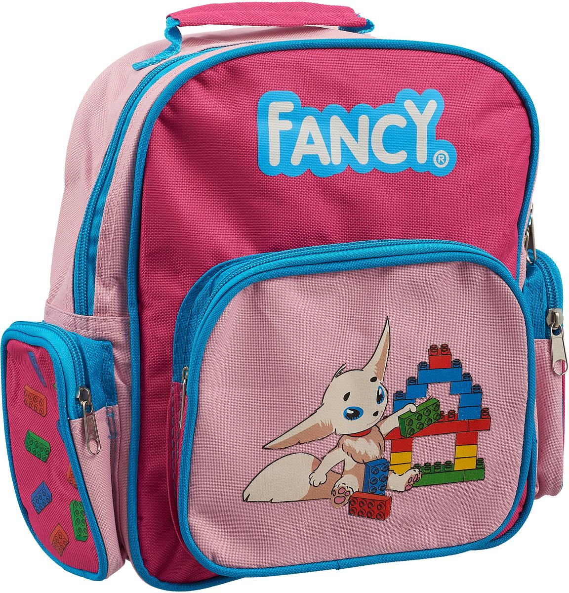 Action! Рюкзак дошкольный цвет розовый 3d bags рюкзак дошкольный машина