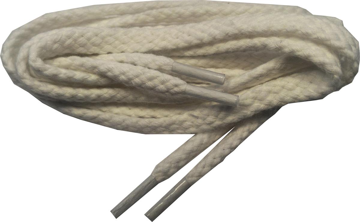 Шнурки для обуви Шнурком, цвет: белый, 90 см. В803ХБ_8/100