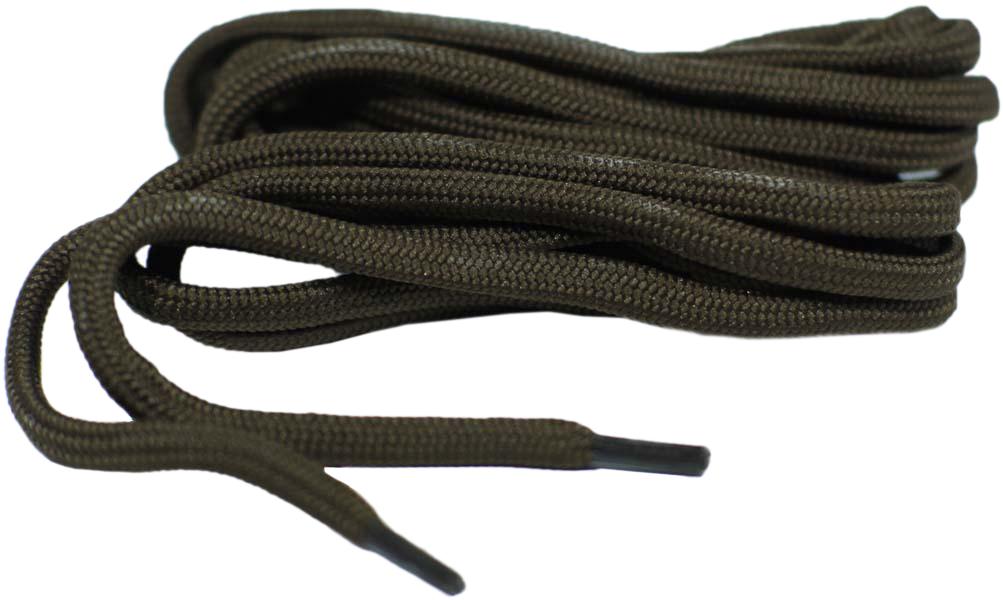 где купить Шнурки для обуви Шнурком, круглые, цвет: бежевый, 6 мм, 150 см. В865_6/цветной дешево