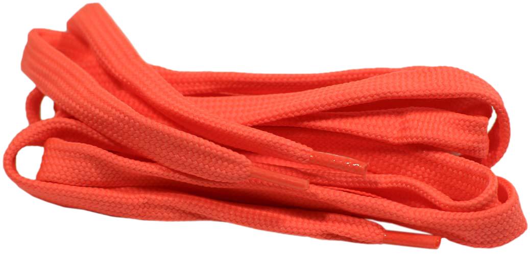 Шнурки для обуви Шнурком, плоские, цвет: розовый, 8 мм, 90 см. В900_8/504