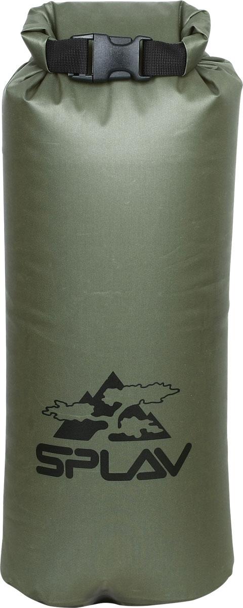 Гермомешок походный Сплав, малый, цвет: оливковый гермомешок сплав цвет синий 100 л