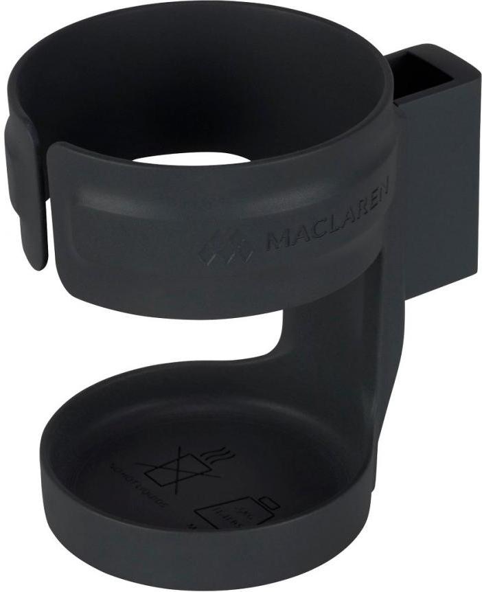 Maclaren Держатель для бутылочек Cup Holder Black аксессуары для колясок maclaren дождевик maclaren