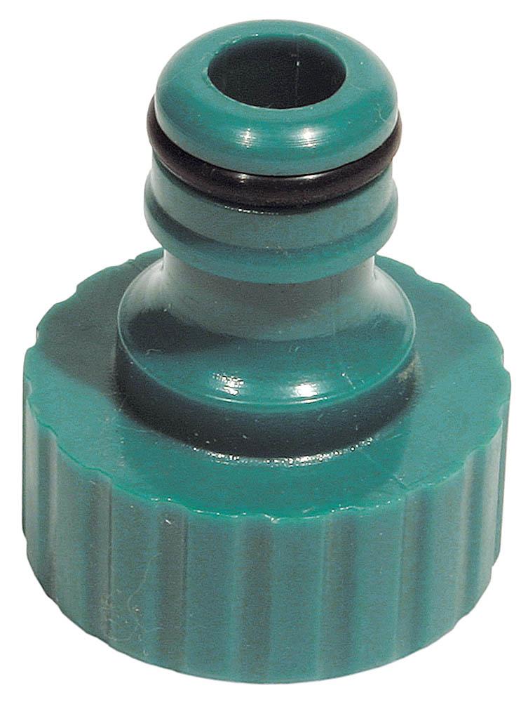 Адаптер поливного шланга Raco, Original, внешний. 4250-55215C адаптер внутренний raco original 4250 55218t