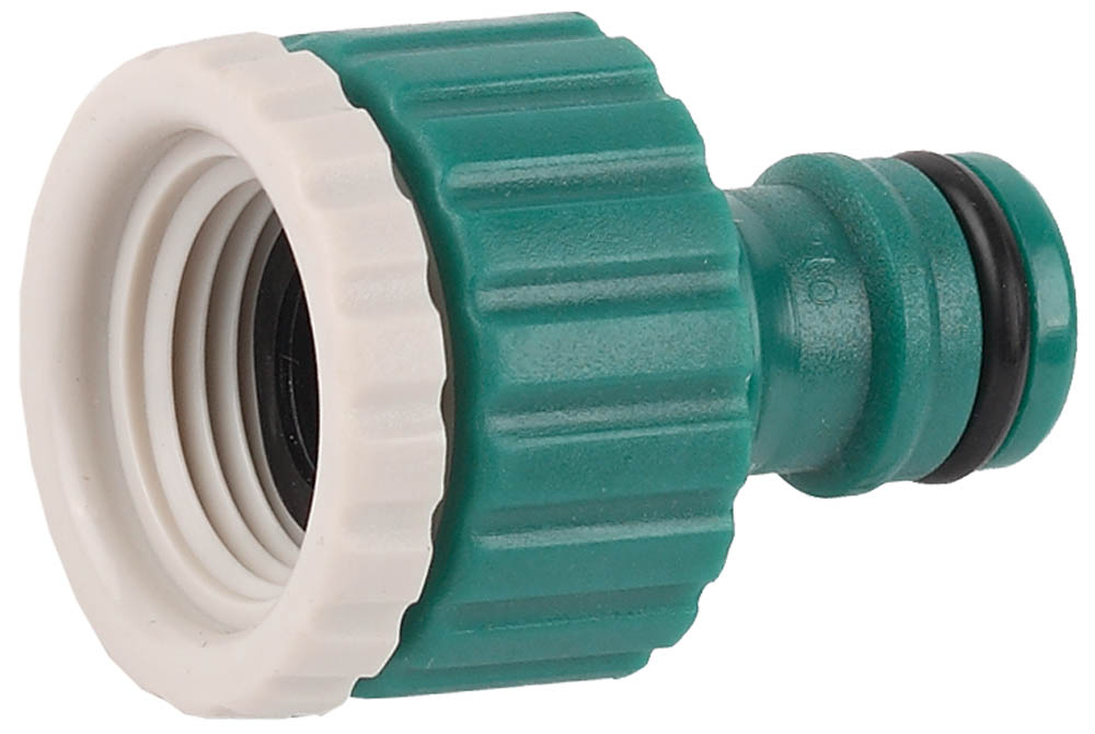 Адаптер поливного шланга Raco, Original, внешний. 4250-55220C адаптер raco 4250 55216c
