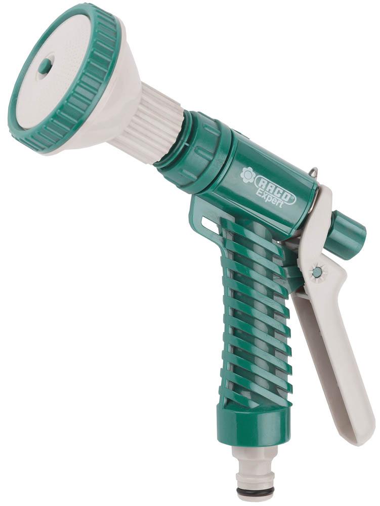 Пистолет-распылитель для полива Raco, 4-позиционный. 4255-55/516C расческа грабли для животных hello pet 13 зубьев 158013l