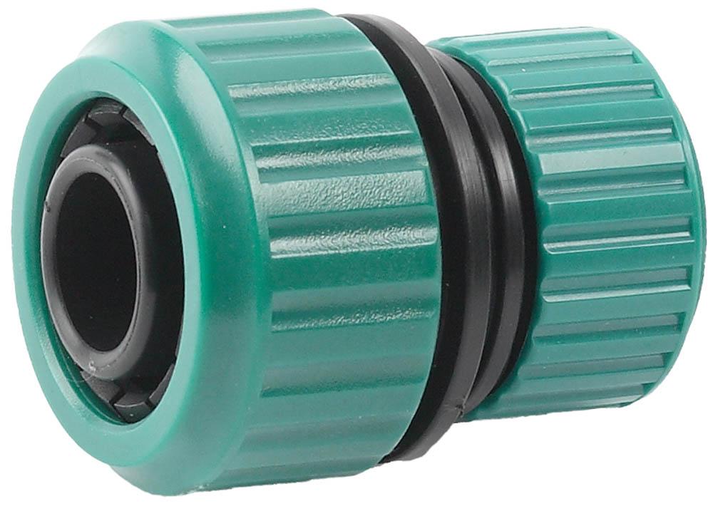 Муфта для поливного шланга Raco, Original, универсальная. 4250-55174C набор прокладок для шланга raco original 4250 55260b