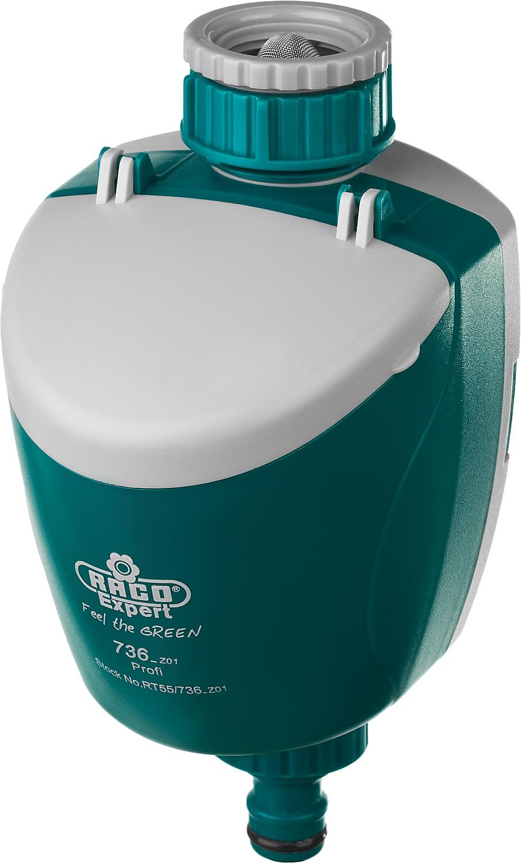 Таймер электронно-механический для подачи воды Raco. 4275-55/736_z01 механический таймер подачи воды don gazon 096 0202 42310