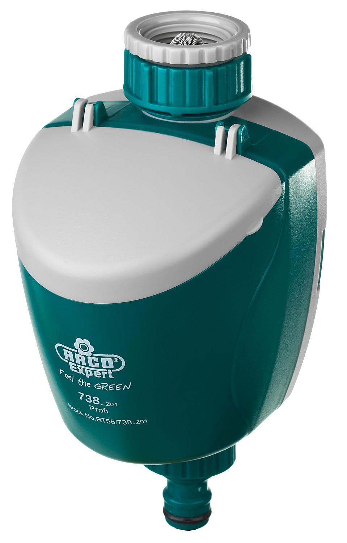 Таймер электронный для подачи воды Raco. 4275-55/738_z01 электронный контроллер полива для водопровода воля