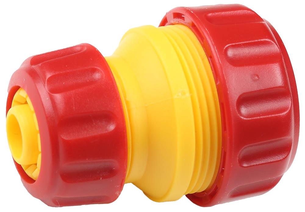 Муфта для поливного шланга Grinda. 8-426345_z01 муфта шланг шланг с усиленным пластиком grinda 8 426242 z01