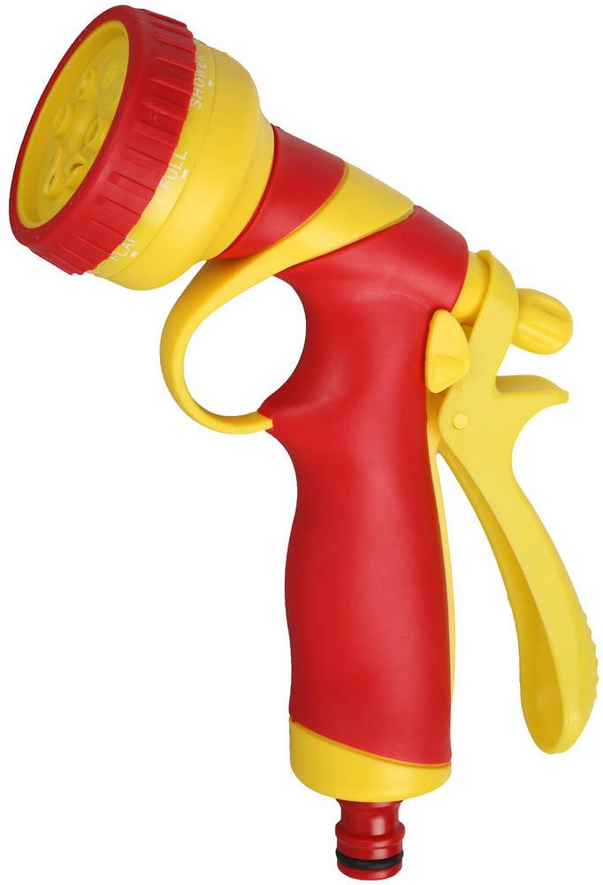 Пистолет-распылитель для полива Grinda, 8-позиционнный. 8-427183_z01