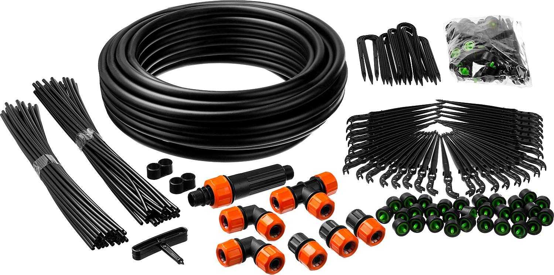 Система капельного полива от водопровода Grinda. 425270-60 электронный контроллер полива для водопровода воля