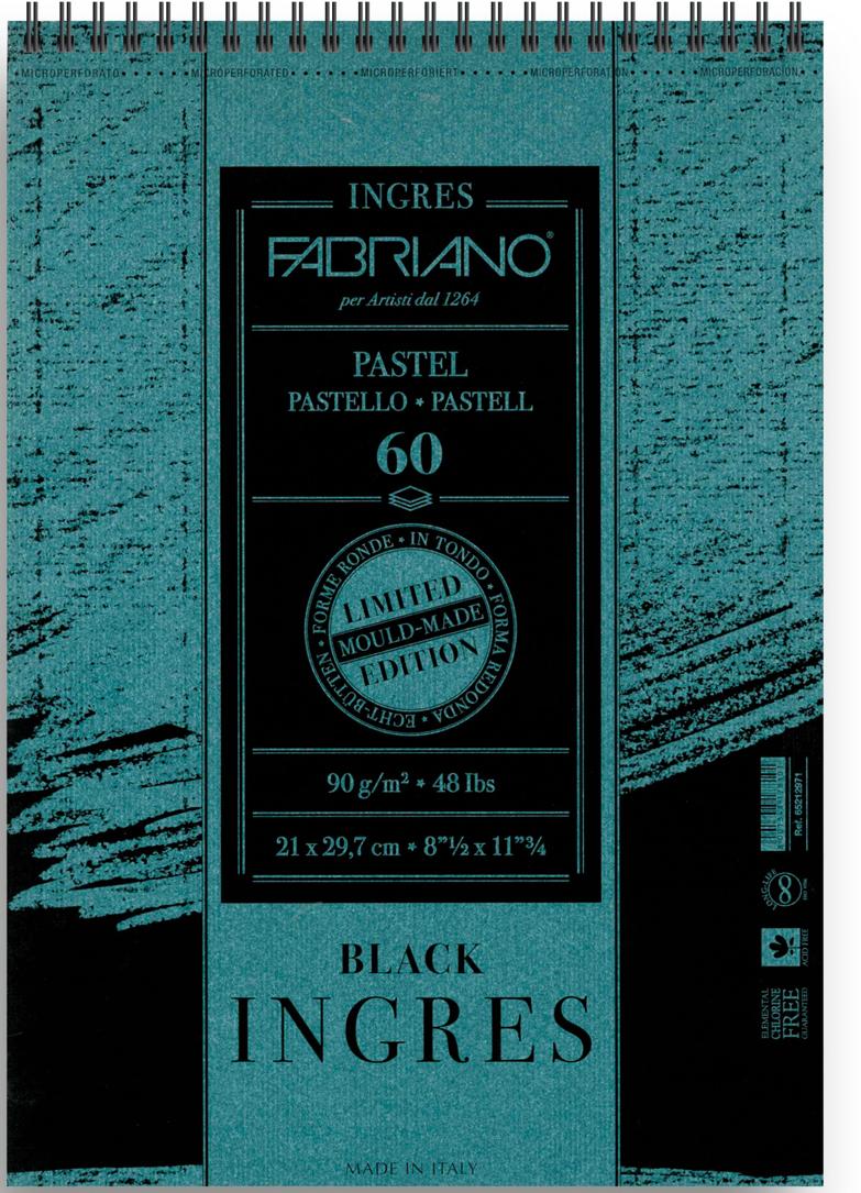 Fabriano Альбом для пастели Ingres 60 листов формат A4 65212971 -  Бумага и картон