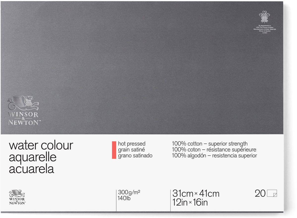 Winsor&Newton Блок для акварели Professional 20 листов формат A3 6663269 -  Бумага и картон