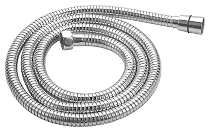 Шланг для душа с двойным замком растяжной (150см-190см) хромированный защитный слой