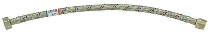 Гибкая подводка для воды РМС. 1/2-г/ш-100