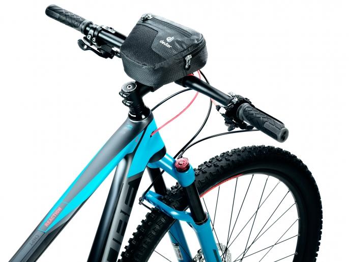 Велосумка на руль Deuter City Bag, цвет: черный
