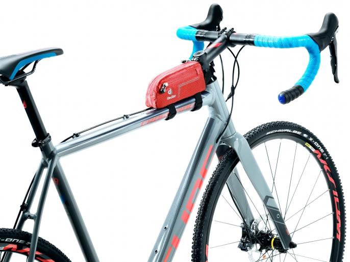 Велосумка под раму Deuter Energy Bag, цвет: красный