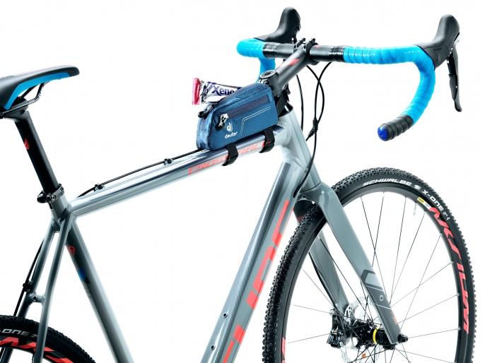 Велосумка под раму Deuter Energy Bag, цвет: темно-синий