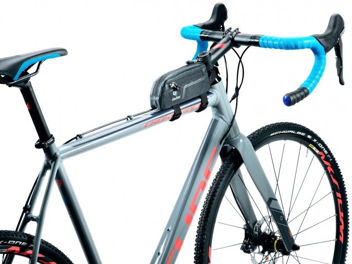 Велосумка под раму Deuter Energy Bag, цвет: черный