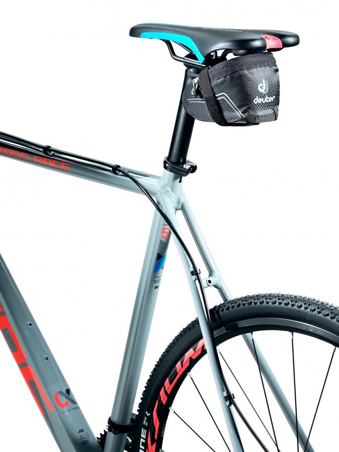 цена на Велосумка под седло Deuter Bike Bag, цвет: черный. 3290717_7000