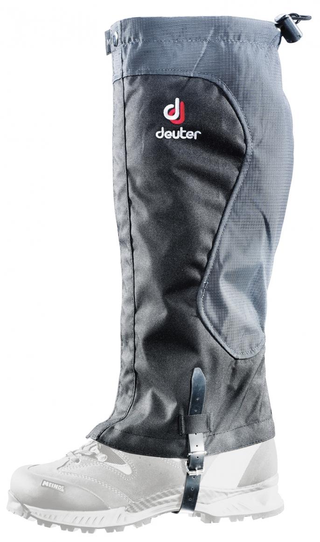Гамаши Deuter Montana Gaiter, цвет: серый, черный. 39835_7410. Размер L tendon tendon master st 9 7 мм 70м