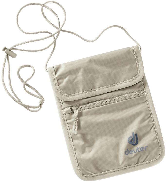 Дорожный кошелек Deuter Security Wallet, цвет: бежевый