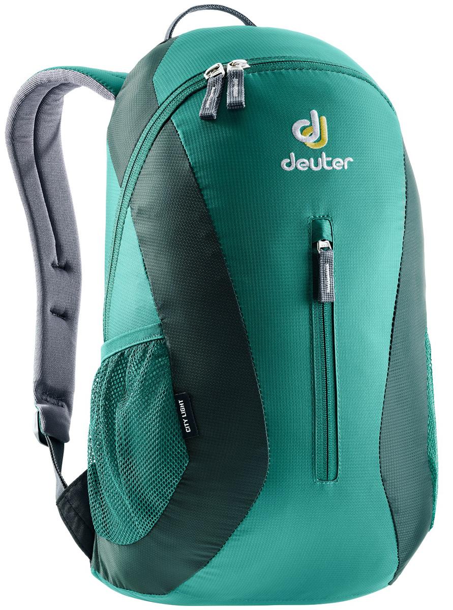 Рюкзак городской Deuter City Light, цвет: салатовый, зеленый, 16 л цена