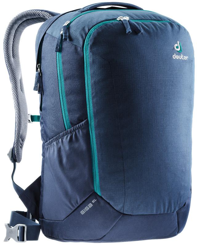 Рюкзак городской Deuter Giga, цвет: синий, 32 л