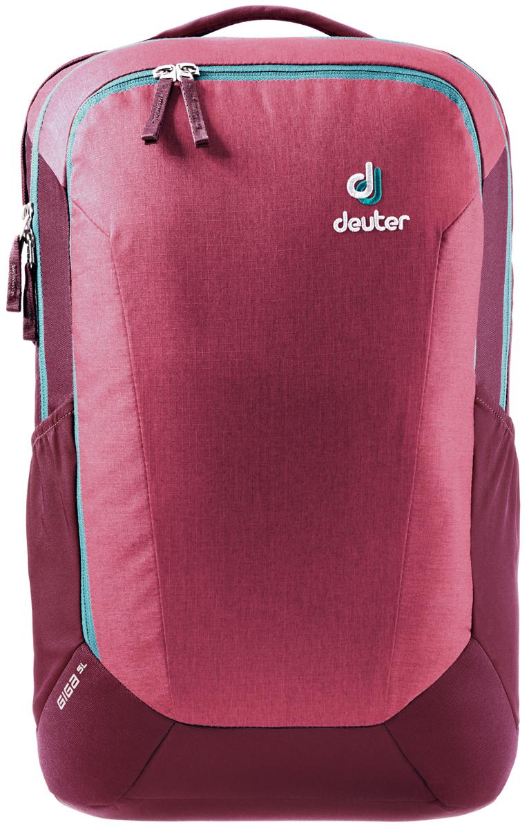 Рюкзак городской Deuter Giga, цвет: фуксия, 28 л deuter giga
