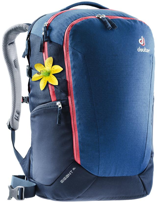 Рюкзак городской Deuter Gigant, цвет: синий, 32 л. 3823118_3130 рюкзак детский deuter gigant