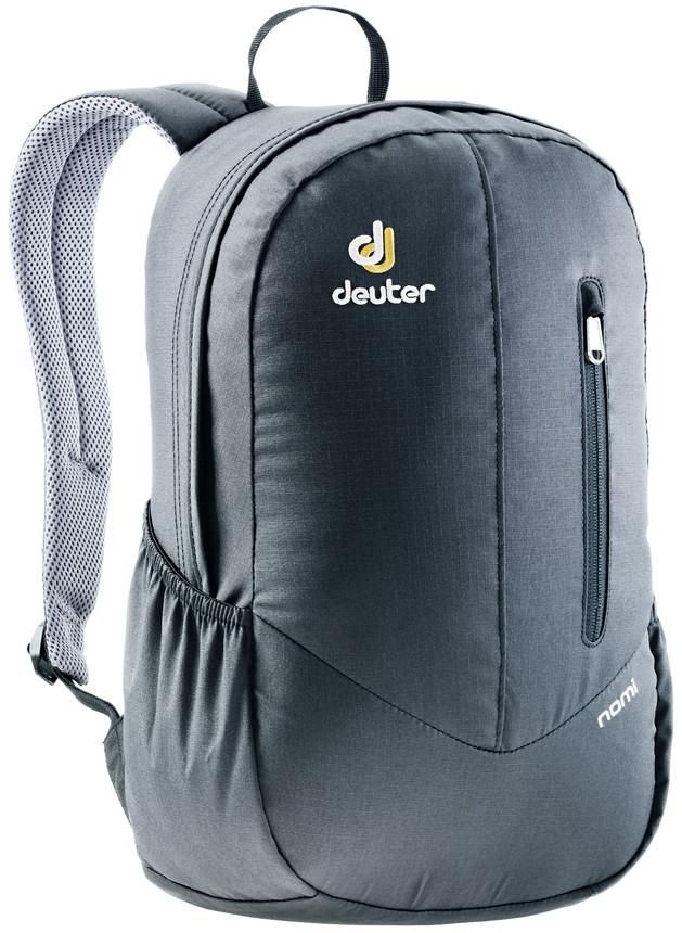 Рюкзак городской Deuter Nomi, цвет: черный, 16 л