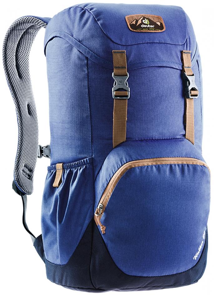 Рюкзак городской Deuter Walker, цвет: синий, 20 л