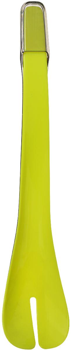 """Ложки """"Mayer & Boch"""" предназначены для перемешивания, сервировки и порциона салата. Изделия выполнены из пластика. На конце ручек  имеются небольшие отверстия, за которые ложки можно подвесить в любом удобном для вас месте.  Практичные и удобные ложки займут достойное место среди аксессуаров на вашей кухне. Комплектация: 2 шт. Размер: 30.5 х 6.5 см."""