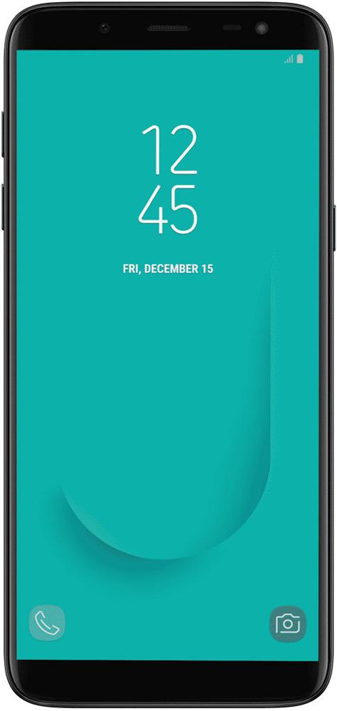 Samsung Galaxy J6 (SM-J600F), Black
