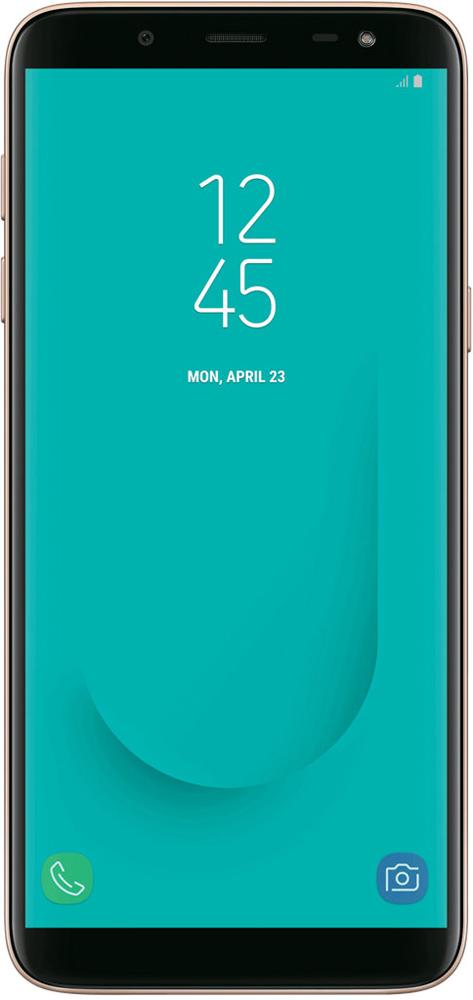 Samsung Galaxy J6 (SM-J600F), Gold