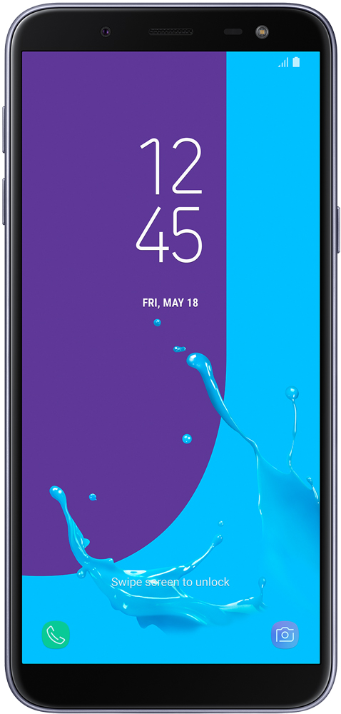 Samsung Galaxy J6 (SM-J600F), Grey
