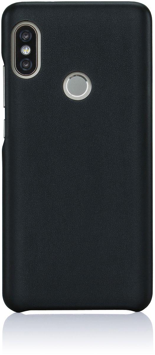 G-Case Slim Premium чехол-накладка для Xiaomi Redmi Note 5 / Note 5 Pro, Black аксессуар чехол xiaomi redmi note 4 zibelino classico red zcl xia not4 red