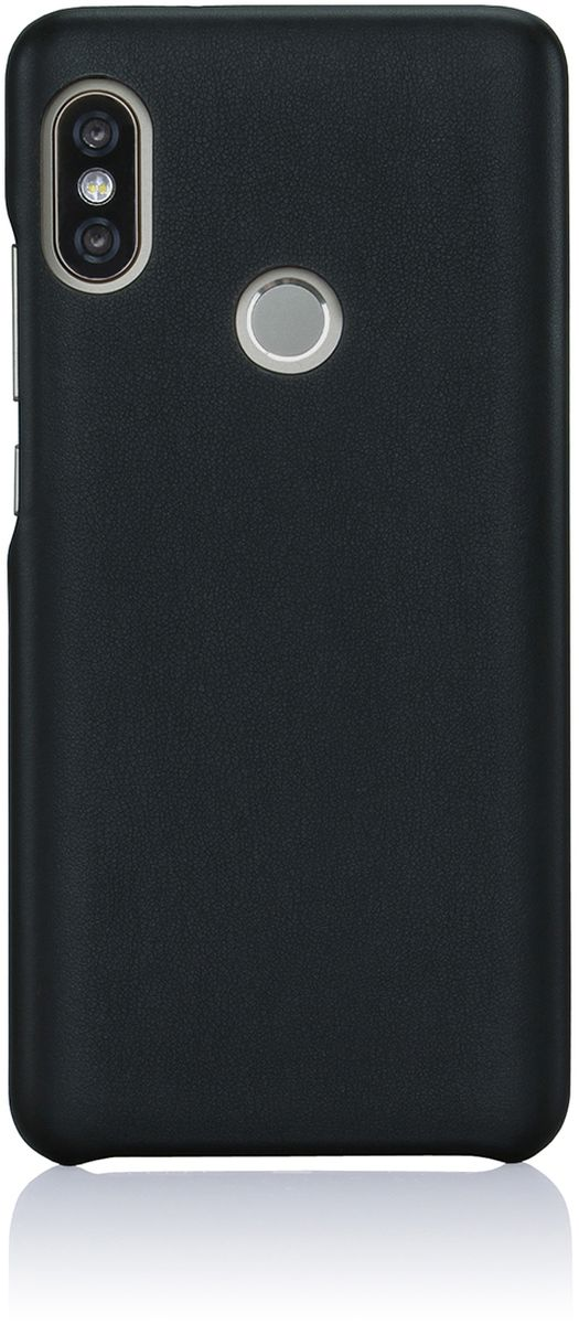 G-Case Slim Premium чехол-накладка для Xiaomi Redmi Note 5 / Note 5 Pro, Black megoo surface pro 4 case sleeve bag cover with handle pocket briefcase for xiaomi air 12 5 microsoft new pro4 3 5 12 3