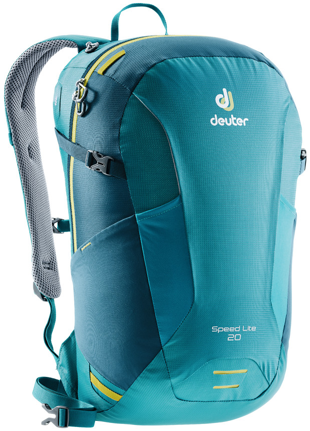 """Рюкзак туристический Deuter """"Speed Lite"""", цвет: голубой, темно-синий, 20 л"""